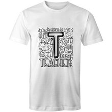 Load image into Gallery viewer, Teacher T-Shirt