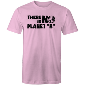 "There is NO planet ""B"""