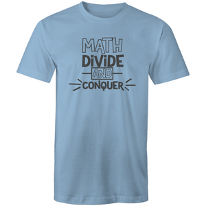 Math - divide and conquer