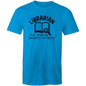 Librarian - the original search engine