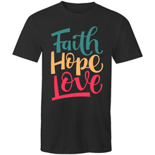 Load image into Gallery viewer, Faith Hope Love