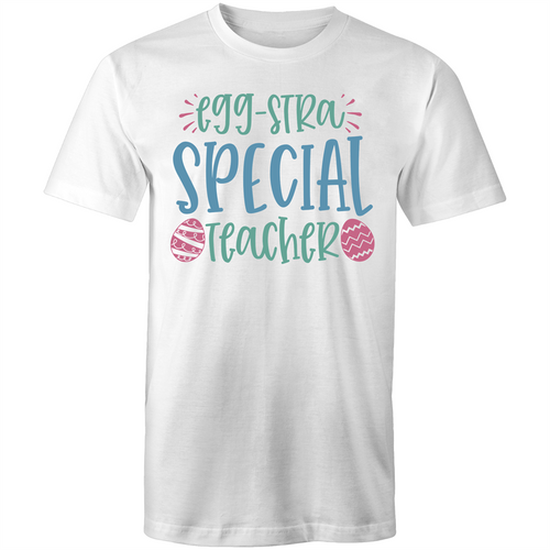 Egg-stra special teacher