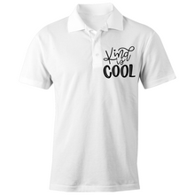 Load image into Gallery viewer, Kind is cool - S/S Polo Shirt
