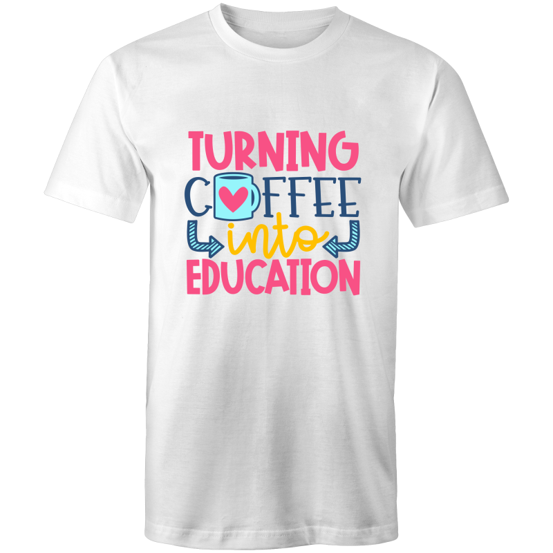 Turning coffee into education