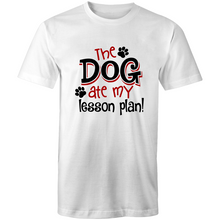 Load image into Gallery viewer, The dog ate my lesson plan!