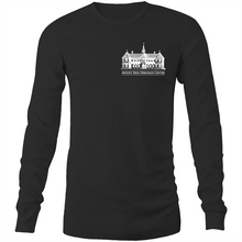 Load image into Gallery viewer, Mt Erin Long Sleeve T-shirt (print on back and front)
