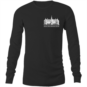 Mt Erin Long Sleeve T-shirt (print on back and front)