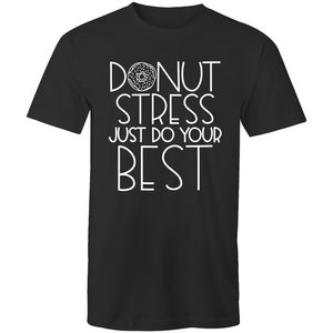 Donut stress just do your best