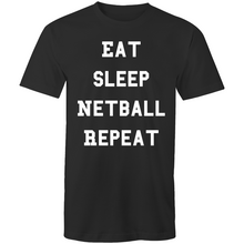 Load image into Gallery viewer, Eat Sleep Netball Repeat