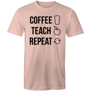 Coffee, Teach, Repeat