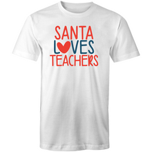 Load image into Gallery viewer, Santa loves teachers