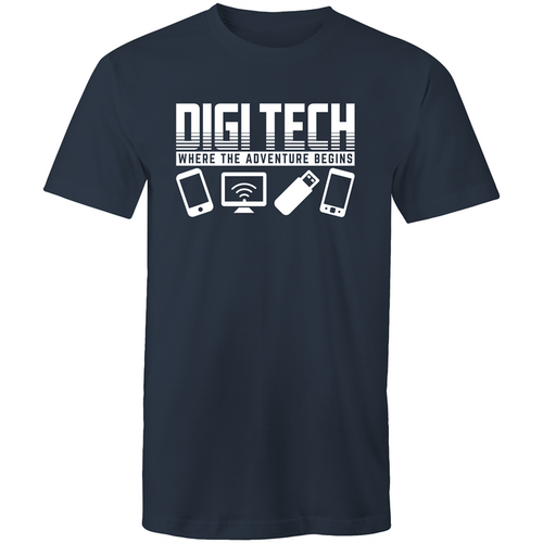 Digi tech - where the adventure begins