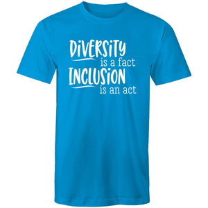 Diversity is a fact Inclusion is an act
