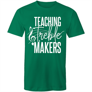 Teaching Treble Makers