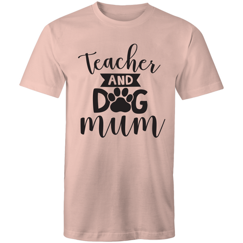 Teacher and dog mum