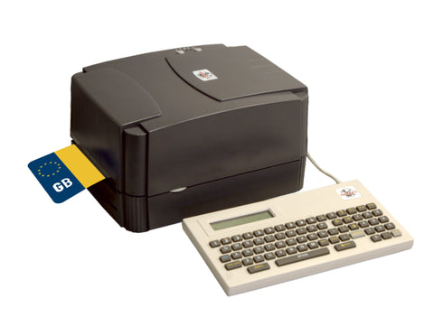 Samart Duo Thermal Printer & Keyboard | SAMAR't