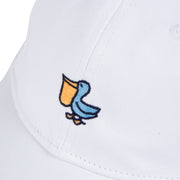 THE PELICAN LOGO WASHED HAT LAGUNA