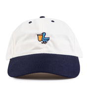 THE PELICAN LOGO CAPTAIN HAT