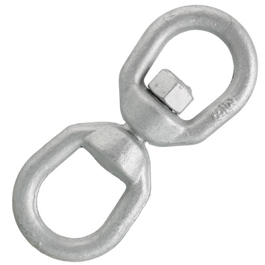 Galvanized Eye & Eye Swivel