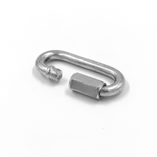 Load image into Gallery viewer, Stainless Steel Threaded Link