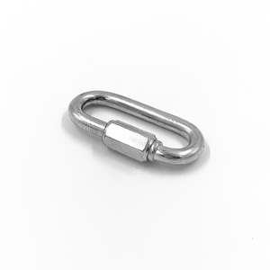 Stainless Steel Threaded Link