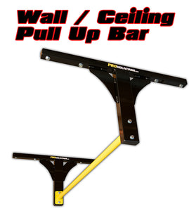 Ceiling / Wall Pull Up Bar Short Length