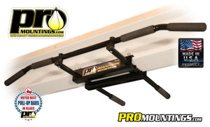 I-Beam Pull Up Bar