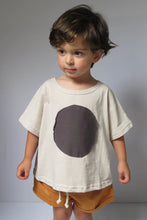 Load image into Gallery viewer, Cream Circle Tee