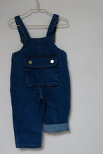 Load image into Gallery viewer, Denim Pocket Dungarees