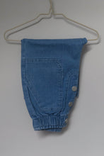 Load image into Gallery viewer, Denim Paper Bag Trousers