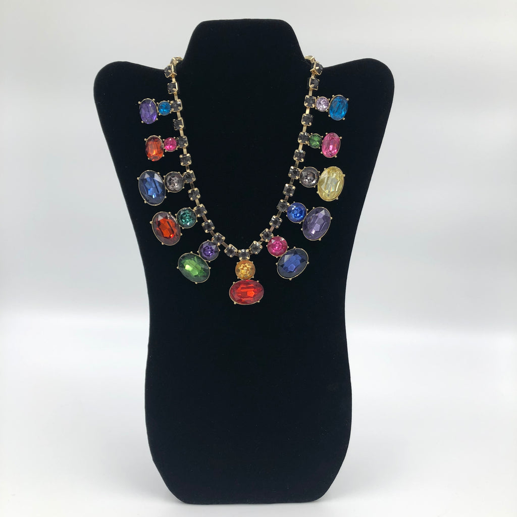 Glam Queen Stone Necklace