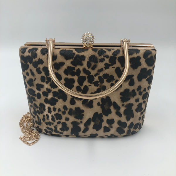 Leopard Luxury Handbag