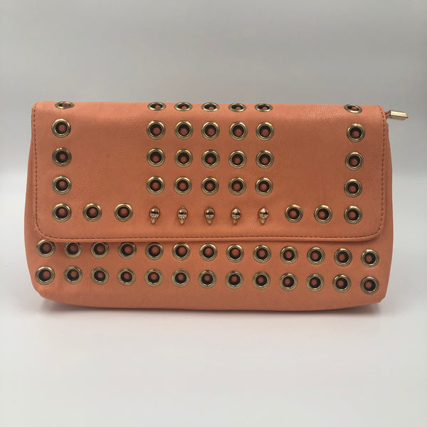 Skull-Studded Clutch