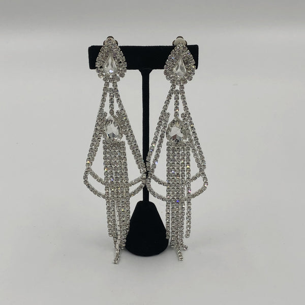 Princess Crystal Earrings