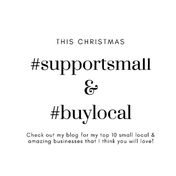 10 Reasons to shop local and shop small