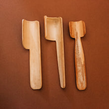 Load image into Gallery viewer, Bamboo Sensory Spoons Set