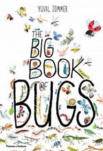 Load image into Gallery viewer, The Big Book of Bugs by Yuval Zommer