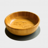 Bamboo suction bowl- 'Bambo'