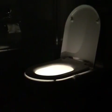 Load image into Gallery viewer, Loominator- toilet light