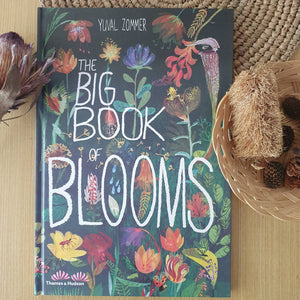The Big Book of Blooms by Yuval Zommer