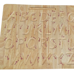 Tracing Board- Letters Upper Case