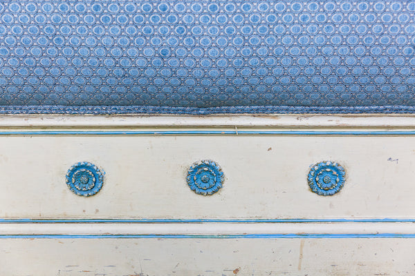 Nineteenth Century French Painted Bed