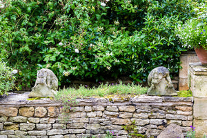 Offbeat Interiors - A Pair of Gate Post Finials