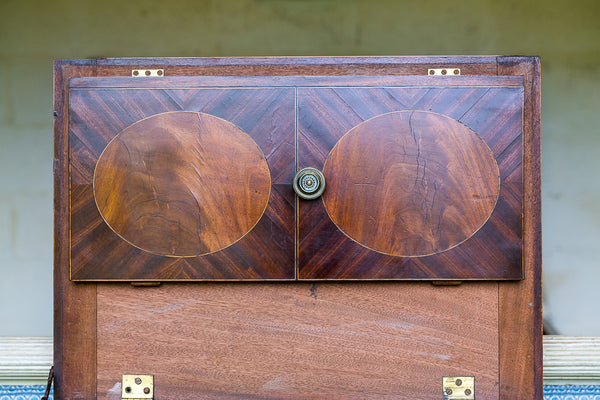 Commode top panel