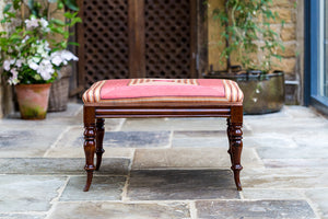 Offbeat Interiors - A Mahogany Dressing Stool