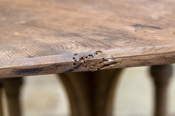 Pugin table damage