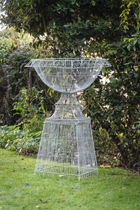Large wirework urn main