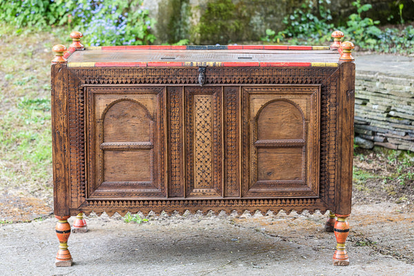Offbeat Interiors - Swat Valley Dowry Chest