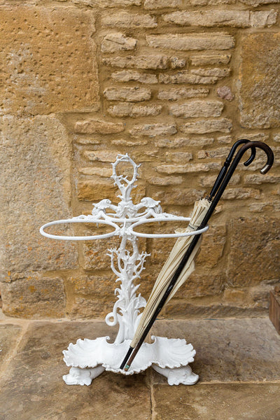 Offbeat Interiors - Coalbrookdale Iron Stick Stand