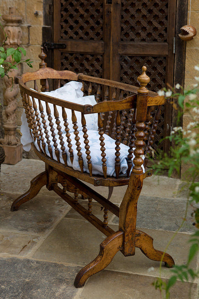 Offbeat Interiors - Rocking crib